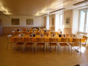Salle villageoise du collège de Villarzel